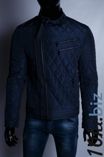 Куртка мужская демисезонная GS 509801_1 синяя Куртки мужские в ТРЦ Космополит в Киеве