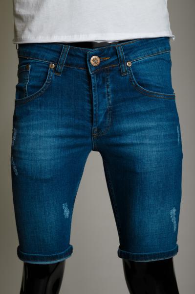 Шорты мужские джинсовые PS 71394