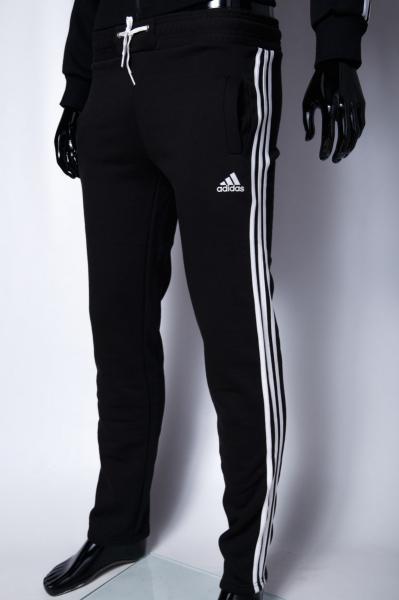 Спортивные штаны утепленные мужские Ads 9917 черный реплика