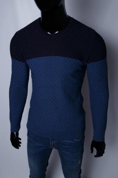 Свитер мужской Bnx 50935 синий