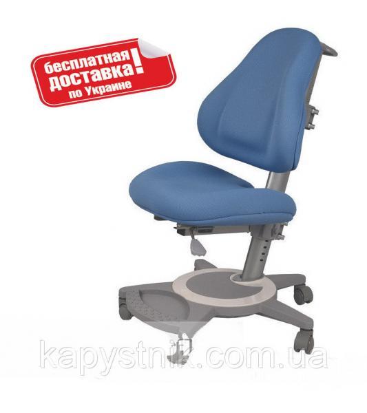 Компьютерное ортопедическое кресло ТМ FunDesk Bravo Blue