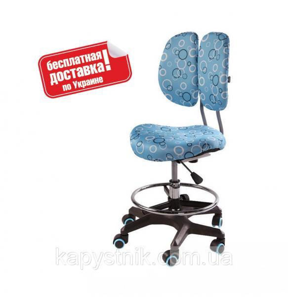 Детское ортопедическое кресло ТМ FunDesk SST6 Blue