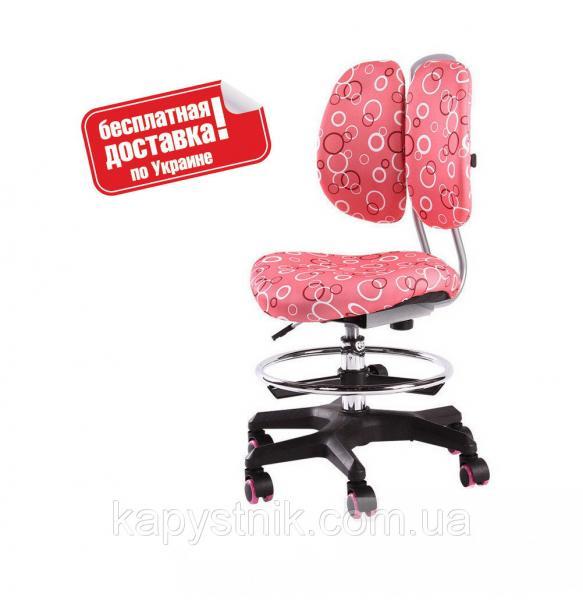 Детское ортопедическое кресло ТМ FunDesk SST6 Pink
