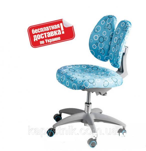 Ортопедическое детское кресло ТМ FunDesk SST9 Blue