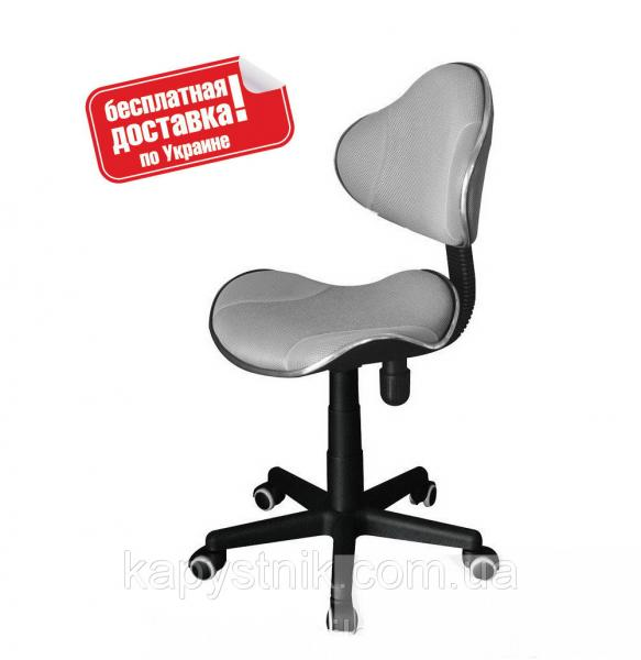 Детское компьютерное кресло ТМ FunDesk LST3 Grey