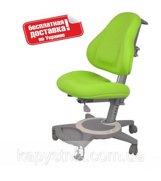 Компьютерное ортопедическое кресло ТМ FunDesk Bravo Green