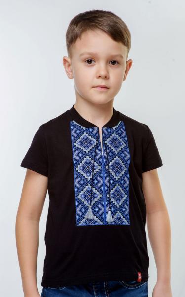 Дитяча вишита футболка