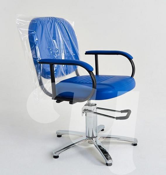 Чехол на кресло 60*70, прозрачный