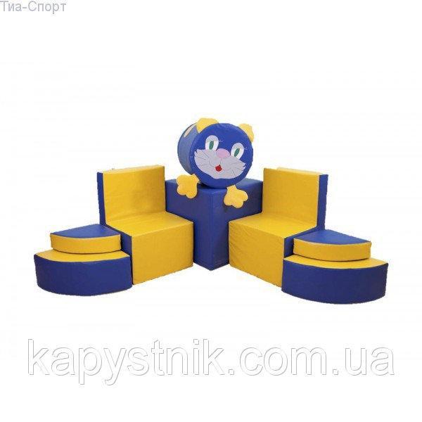 Комплект игровой мебели Котик ТМ Тia-sport Тиа-Спорт: sm-0035 (Украина)