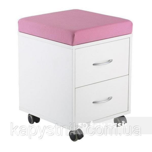 Детская тумбочка FunDesk SS15W Pink