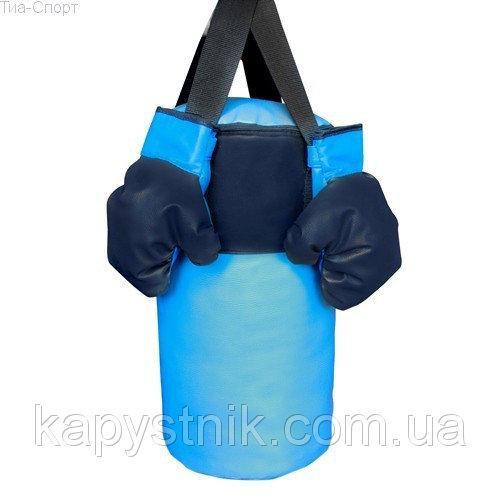 Детский боксерский мешок S ТМ Тia-sport Тиа-Спорт: sm-0258 (Украина)