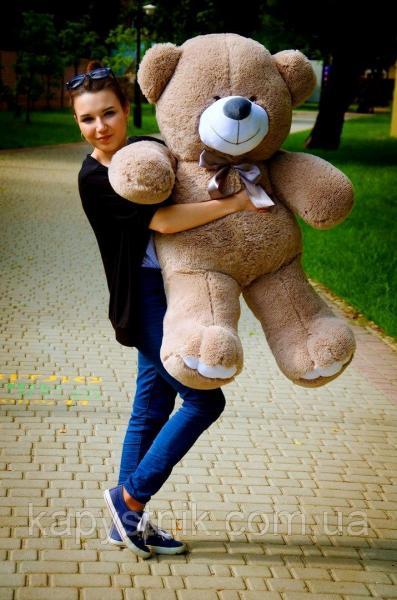 Плюшевый мишка ВЭТЛИ размер 130см ТМ My Best Friend (Украина)  много расцветок