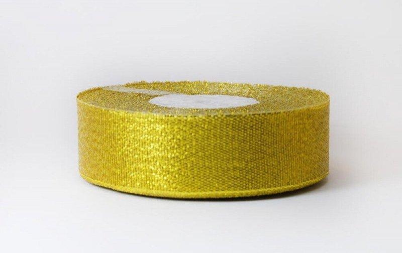 Фото Ленты, Лента парча 0.6мм-5см Лента  парча  2,5 см . Золотого  цвета .
