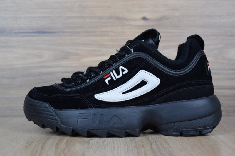 Fila Disruptor 2 Black (36-45)
