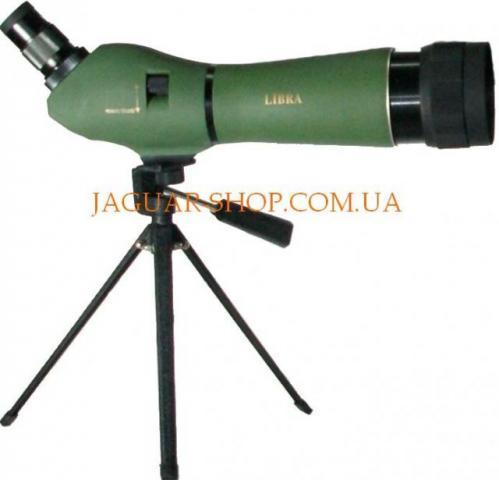 Фото Оптика, Подзорные трубы Подзорная труба Libra 20-60х70 зеленая