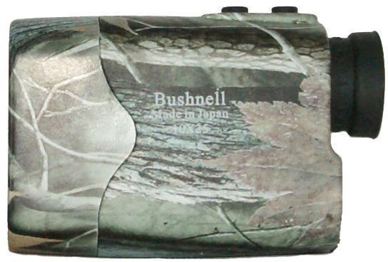 Лазерный дальномер Bushnell 10х25 камыш
