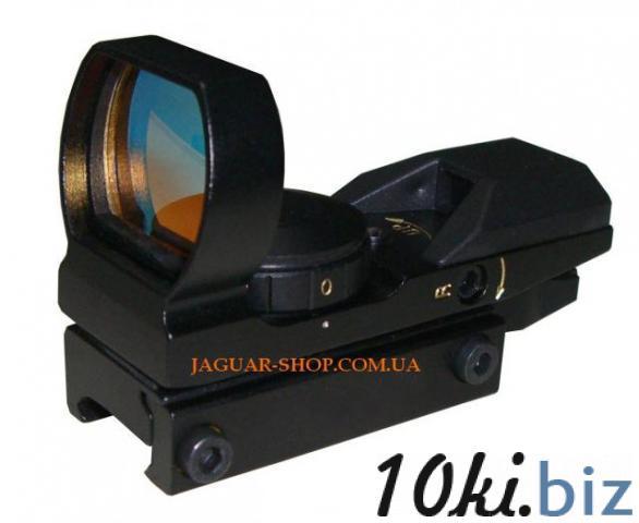 Прицел 1х22х33 Walter/HD коллиматорный (4 маркера, 2 цвета) крепление широкое Прицелы и мушки в Украине