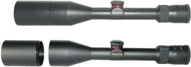 Прицел 2,8-10х44 WA Simmons оптический