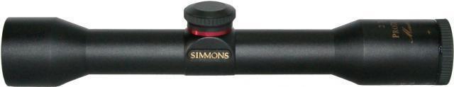 Прицел 2х32 Simmons оптический короткий