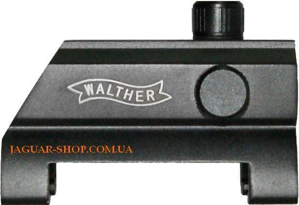 Прицел 1х25 Walter коллиматорный с креплением 28 мм (2 цвета)
