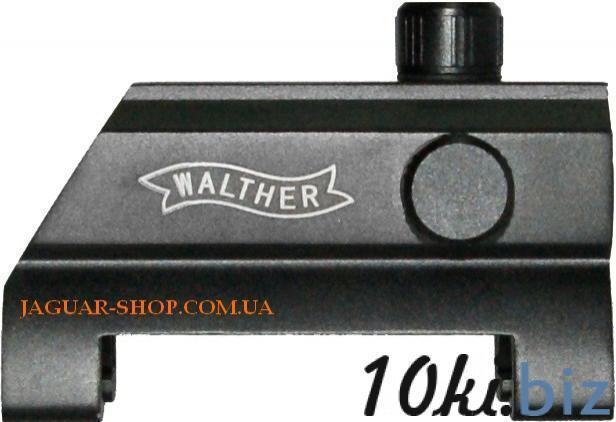 Прицел 1х25 Walter коллиматорный с креплением 28 мм (2 цвета) Прицелы и мушки в Украине
