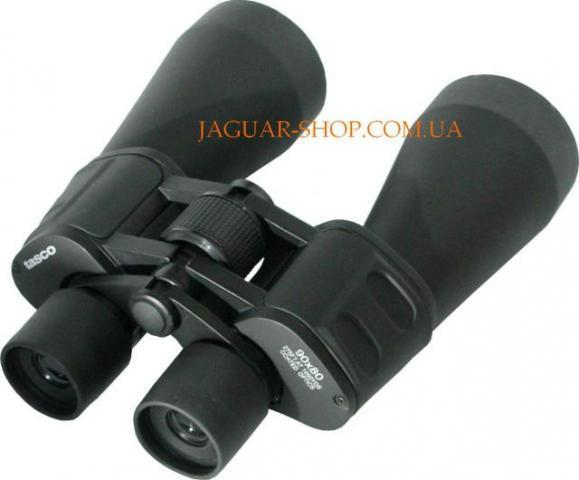Бинокль 90х80 Tasco черный