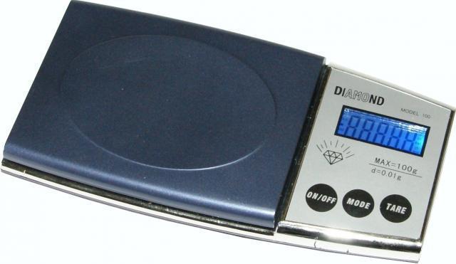 Весы электронные DY004A Diamond