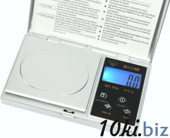 Весы электронные А08 Diamond, max 500g Ювелирные весы в Украине