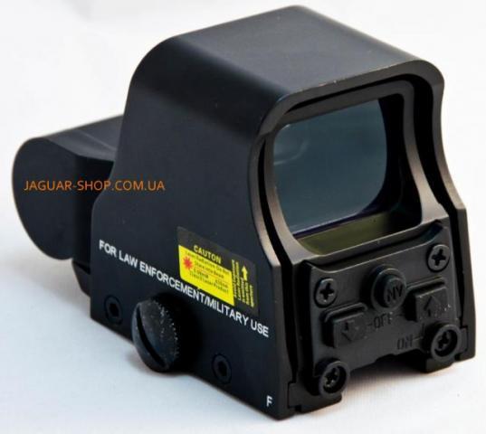 Прицел EOTech 553 коллиматорный с креплением быстросъемным 21 мм, 2 цвета