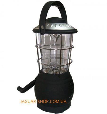Кемпинговый динамо-фонарь 5 ламп