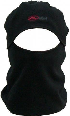 Шлем-маска-шарф флисовая с прорезью для глаз