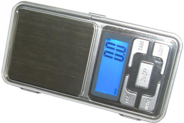 Весы электронные МН-500 500g/0.1g
