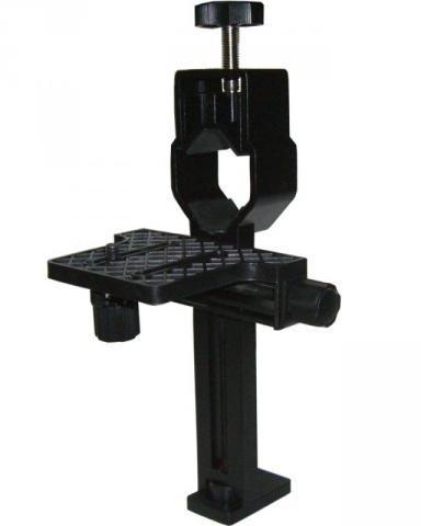 Крепление видео (фото) камеры к оптике