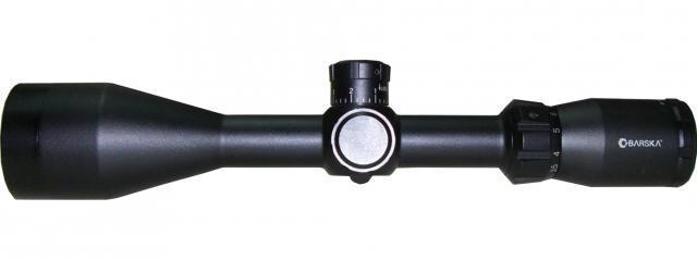 Прицел 3,5 -10х50Е Barska (крест, 3 подсветки) оптический