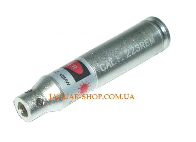Лазерный патрон Accurate для холодной пристрелки калибр .223Rem