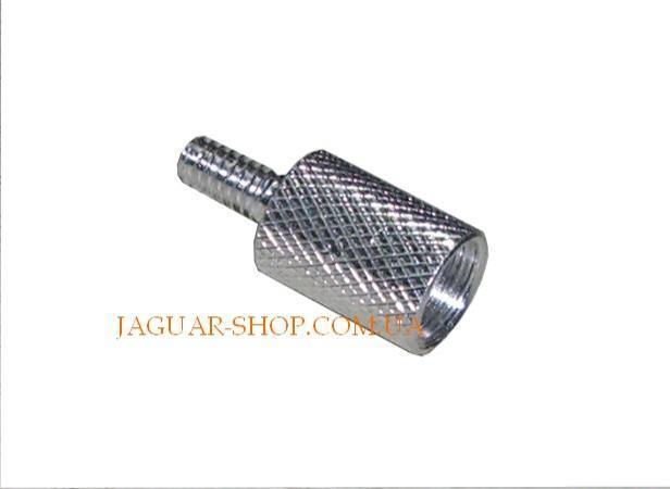 Адаптер алюминиевый внешняя (3,5мм)/ внутренняя (7,5мм) резьба