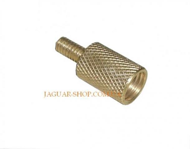 Адаптер латунь внешняя 3,5 мм/внутренняя  резьба 7мм