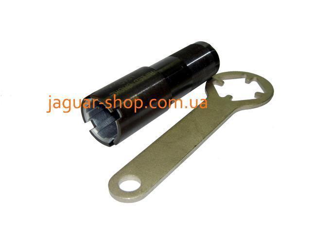Насадка дульная на МР-153 70 мм парадокс с ключом