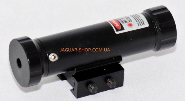 Лазерный целеуказатель JG-2 крепление 11мм (провод/кнопка)