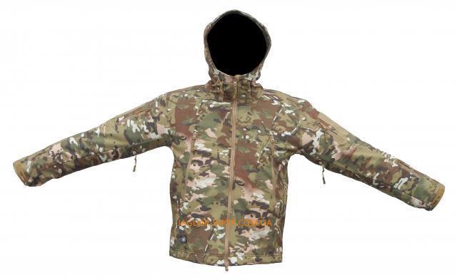 Куртка TAD камуфляж