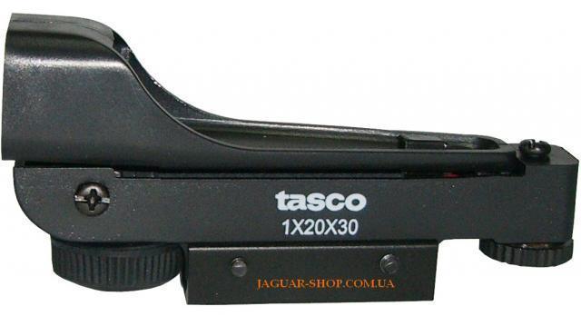 Прицел 1х20х30 Tasco коллиматорный крепление 11 мм