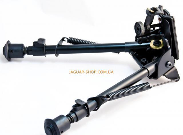 Сошки WJ-16 с дополнительными креплениями (от 177 до 280 мм)