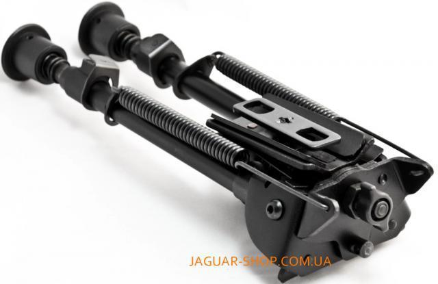 Сошки WJ-15 с дополнительными креплениями (от 140 до 203 мм)