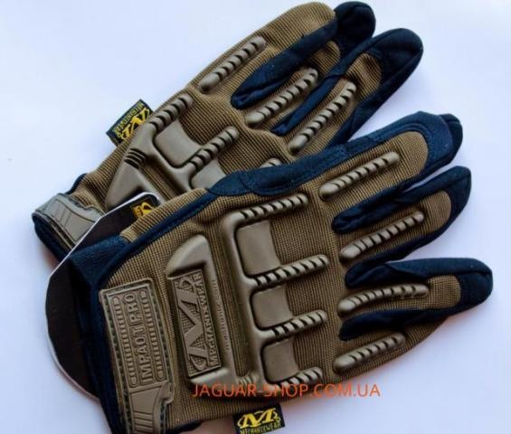 Перчатки N-10 тактические Mechanix wear L-XL
