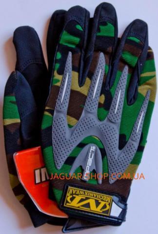 Перчатки N-8 тактические Mechanix wear L-XL камуфляж