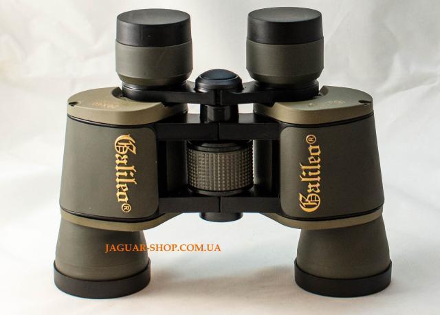 Фото Оптика, Бинокли Бинокль 20*40 Galileo серый