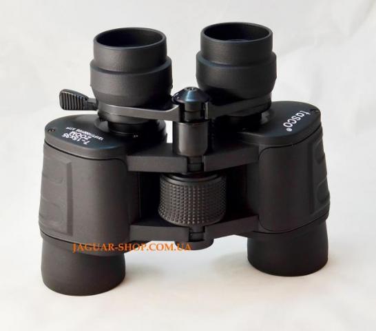 Фото Оптика, Бинокли Бинокль 7-15х35 Tasсо черный