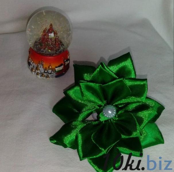 бантик на резиночке купить в Беларуси - Резинки и банты для волос