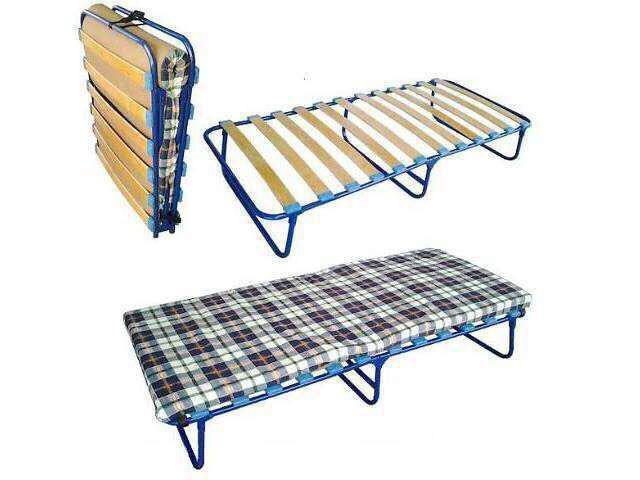 """Кровать на ламелях """"Детская"""""""