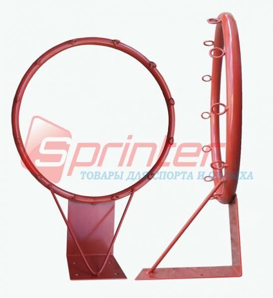 Кольцо баскетбольное. Диаметр-300 мм (маленькое)